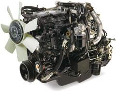 ISUZU Diesel Engine Form China