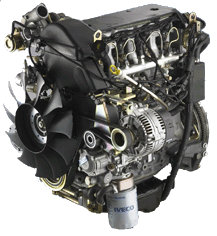 IVECO SOFIM Diesel Engine Form China