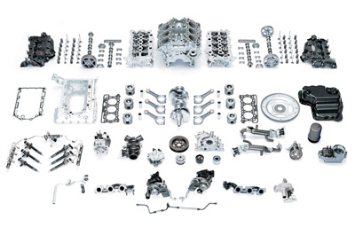 Various international brands complete line of diesel engine spare parts
