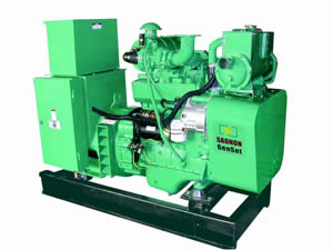Cummins 30KW-2000KW  Diesel Generator Set