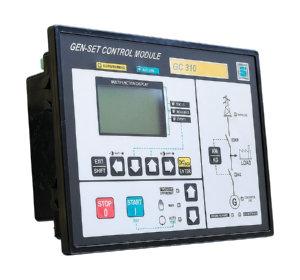 Generator Set Controller, Genset Control Panel, Power Generator Control Panel