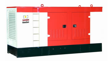 Mute, Low Noise and Soundproof Generator Sets
