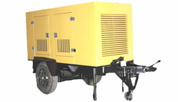 Portable, Mobile, Trailer and Canopy Generator Sets(Gensets)