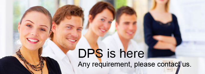 DPS is here, any requirement, please contact us.